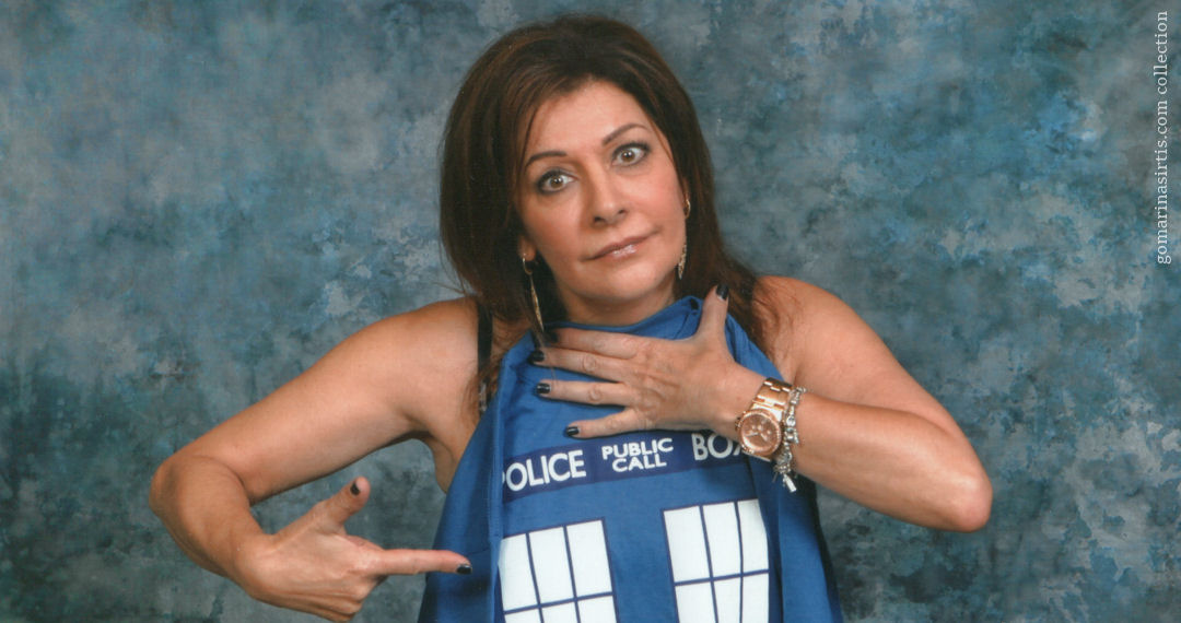 Marina Sirtis for Doctor Who